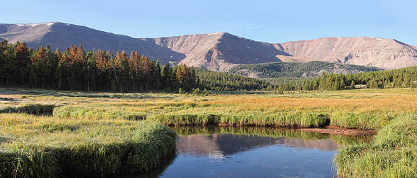 Utah's High Uinta Mountains